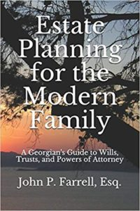 Estate Planning Book for the Modern Family
